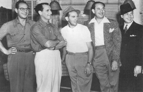 Brads Marx Brothers Page